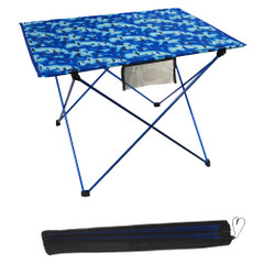 Taylor Made Stow n Go Table - Blue Sonar [7911BS]
