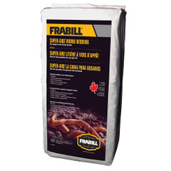 Frabill Super-Gro Worm Bedding - 4lbs [1104]