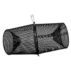 """Frabill Torpedo Trap - Black Crayfish Trap - 10"""" x 9.75"""" x 9"""" [1272]"""