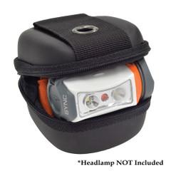 Princeton Tec Stash Headlamp Case - Black [HL-1]