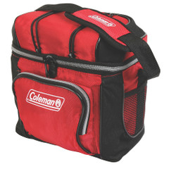 Coleman 9 Can Cooler - Red [3000001307]