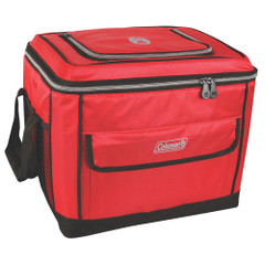 Coleman 40 Can Collapsible Cooler - Red [2000013739]