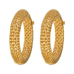 Magnificent Gold Bangles2045