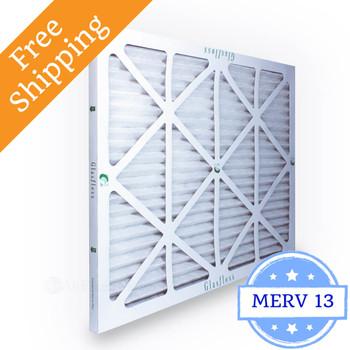 10x24x1 Air Filter MERV 13 Glasfloss Z-Line