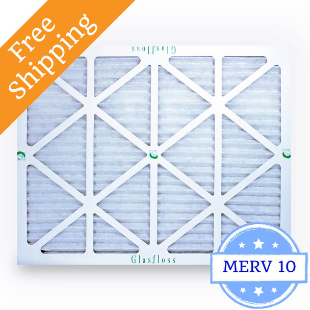 13-1/2 x 35-3/8 x 1 Exact Air Filter ZL Series MERV 10 by Glasfloss