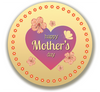 Happy Mother's Day chocolate greeting card by Ü Chocolate for the World.