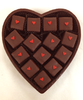 Love Supreme Heart by Ü Chocolate for the World