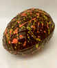 One variation of the Elegant Egg by Ü Chocolate for the World