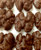 Close up view of Walnut Deluxe by Ü Chocolate for the World