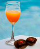 Poolside with Mekong Heat spicy truffles
