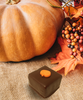 Introducing the Pumpkin Pie truffle by Ü Chocolate for the World