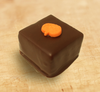 The Pumpkin Pie truffle by Ü Chocolate for the World