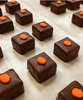 A patch of fresh Pumpkin Pie truffles right here!