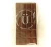 Single bar of nine in the Sugar-Free Chocolate Survival Kit by Ü Chocolate for the World