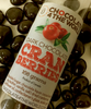 Introducing the Dark Chocolate Cranberries Peel Tube Treat by Ü Chocolate for the World