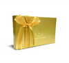 Classic 15-piece truffle box by Ü Chocolate for the World, standing