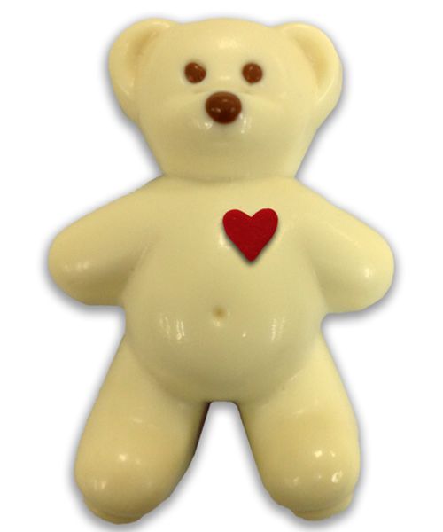 Polar Bear by Ü Chocolate for the World