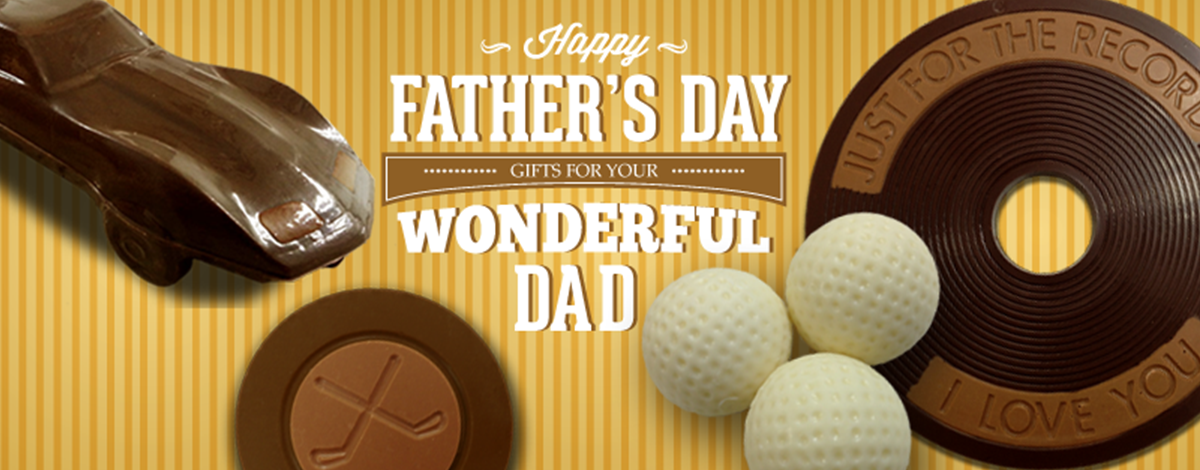 Great gifts for Dad!