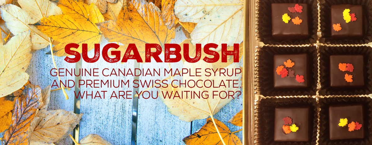 Shop for the Sugarbush Truffle Gift Box