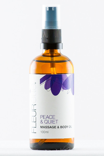 Peace & Quiet Massage & Body Oil