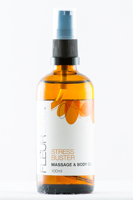 Stress Buster Massage & Body Oil