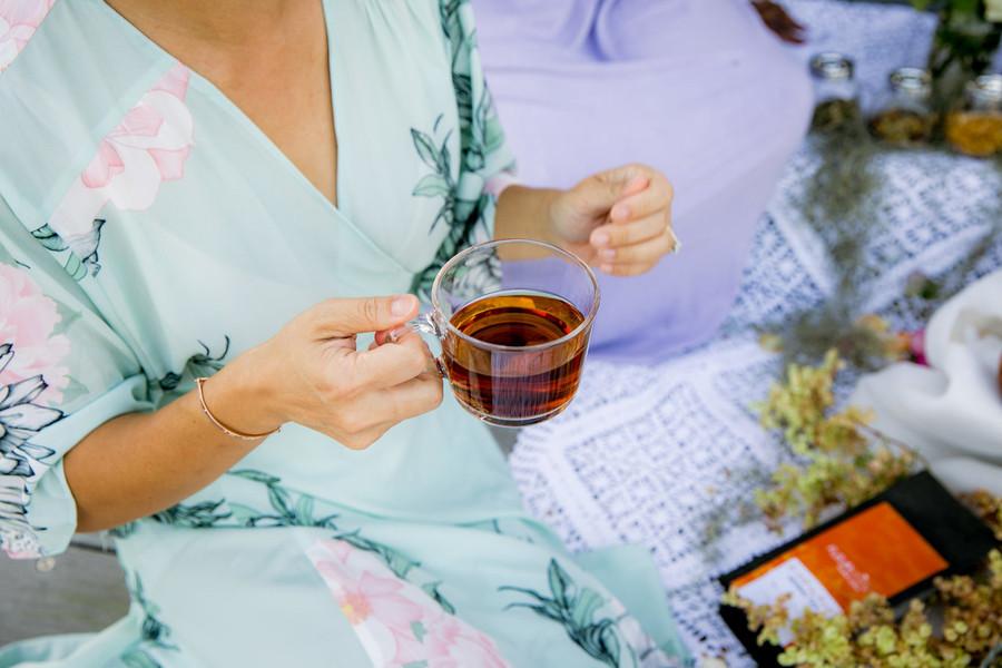 Fleurette Be Still, My Heart Herbal Tea