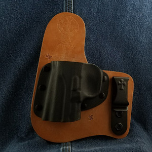 12872 CrossBreed Freedom Carry FN FNS COMPACT Left Hand Horse