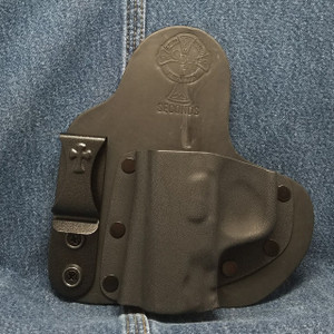 12990 CrossBreed Appendix Carry SMITH & WESSON M&P COMPACT Left Hand Black Cow