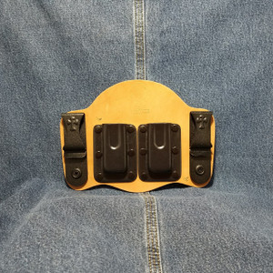 MC0037 CrossBreed IWB Mag Carrier Single Stack 380 / Dual / Horse
