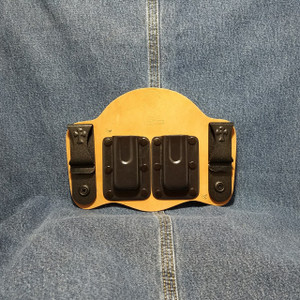 MC0038 CrossBreed IWB Mag Carrier Single Stack 9 / Dual / Horse