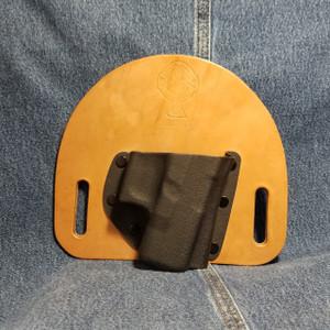 13821 CrossBreed SnapSlide GLOCK 26 / Right Hand / Horse / Sweat Guard