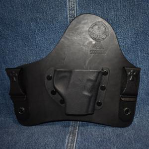 13893 CrossBreed  SuperTuck BERETTA PICO / Right Hand / Black Cow