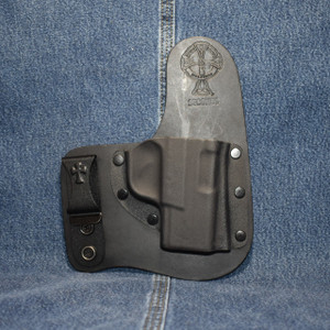 13951 CrossBreed Freedom Carry SPRINGFIELD XDE / Right Hand / Black Cow