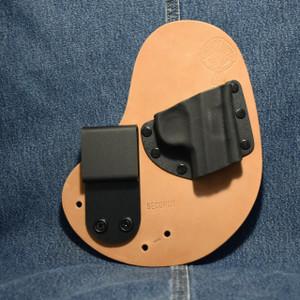 14005 CrossBreed QwikClip SIG P938 / Right Hand / Horse