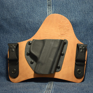 14081 CrossBreed SuperTuck SMITH & WESSON SHIELD 45 / Right Hand / Founders Series