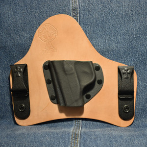 14173 CrossBreed SuperTuck SMITH & WESSON BODYGUARD 380 No Laser / Left Hand / Horse