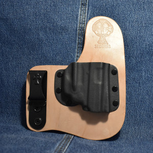 14331 Crossbreed Freedom Carry SIG P238 with LIMA 38 Laser / Right Hand / Horse