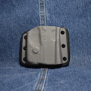 MP005 CrossBreed Modular Pocket GLOCK 42 with Streamlight TLR-6 / Right Hand / Sniper Gray Pocket