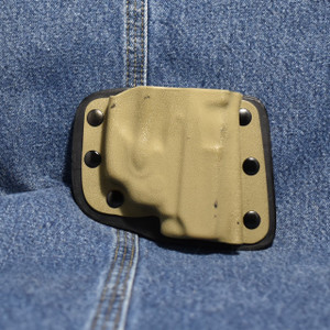 MP011 CrossBreed Modular Pocket SIG P238 with SIG LIMA 38 / Right Hand / Flat Dark Earth Pocket