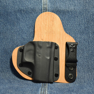 14613 CrossBreed Appendix Carry GLOCK 42 / Right Hand / Horse