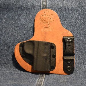 14675 CrossBreed Appendix Carry SIG P938 / Right Hand / Founders Series