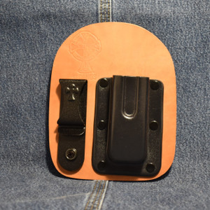 MC0115 CrossBreed IWB Mag Carrier / GLOCK 9/40/ Right Side Carry / Horse