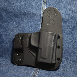"""14787 CrossBreed Freedom Carry SPRINGFIELD XD MOD 2 3.3"""" 45 / Right Hand / Black Cow"""