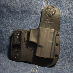 14819 CrossBreed Freedom Carry SPRINGFIELD XDM / Right Hand / Black Cow