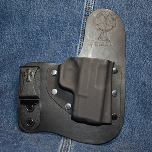 14893 CrossBreed Freedom Carry SPRINGFIELD XDS / Right Hand / Black Cow