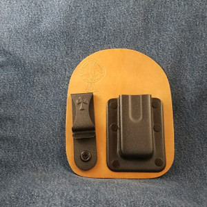 12152 CrossBreed IWB Mag Carrier Single/Single Stack Right Side Carry 45