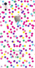 Uncommon, Paper Dots for  iPhone X