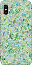 Uncommon, Ana Romero, Green Garden for iPhone X