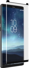 ZAGG InvisibleShield, GLASS CURVE, Case Friendly, Curved Impact & Scratch Protection, Samsung Galaxy Note 8