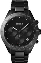 Hugo Boss Watch, Talent collection, Black Ceramic Case , Black Dial,Black Ceramic Bezel , Black Ceramic Bracelet